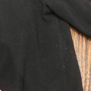 Jcrew black crewneck sweater